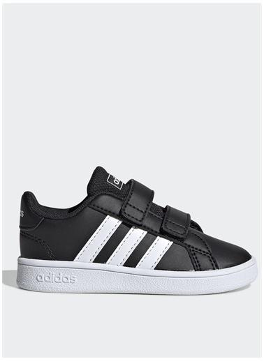 adidas Adidas Ef0117 Grand Court I Yürüyüş Ayakkabısı Siyah